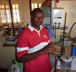 Boniface Mukoma